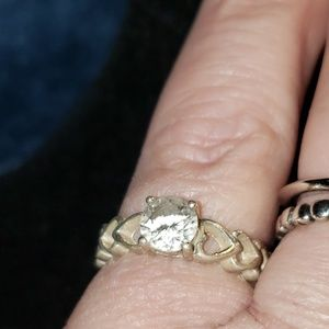 Nice Solitaire Ring